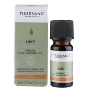 Tisserand Organic Lime Essential Oil