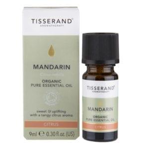 Tisserand Organic Mandarin Essential Oil