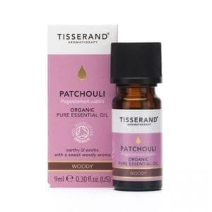 Tisserand Organic Patchouli Essential Oil