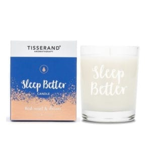 Tisserand Sleep Better Candle