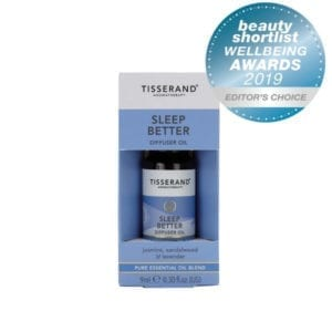 Tisserand Sleep Better Diffuser Oil Open