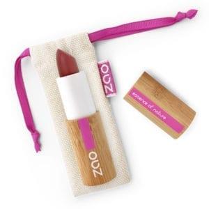 ZAO Bamboo Cocoon Balm Lipstick 412