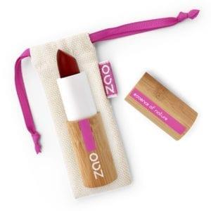 ZAO Bamboo Cocoon Balm Lipstick 413