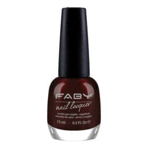 Faby For Greta, Purple or Brown? Nail Polish