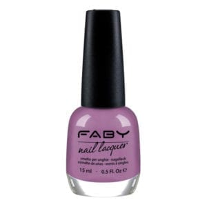 Faby I'm Not Crazy Nail Polish