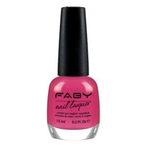 Faby The Ladies of Leonardo Nail Polish