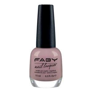 Faby Sensual Touch Nail Polish