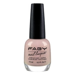 Faby Soft Pink Nail Polish