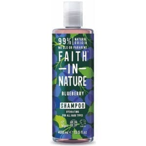 Faith In Nature Blueberry Shampoo