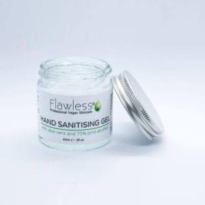 Flawless Hand Sanitising Gel