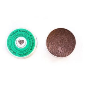 Love the Planet Mineral Eyeshadow Neutral Brown