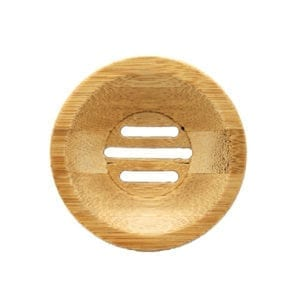 Mr Masey's Emporium of Beards Bamboo Soap Dish