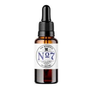 Mr Masey's Emporium of Beards No.7 Beard Oil