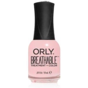 ORLY Kiss Me, I'm Kind Breathable Nail Polish