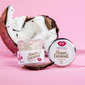 Pura Cosmetics Classic Coconut Lip Scrub