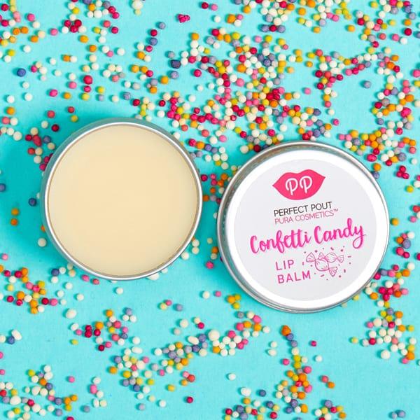 Pura Cosmetics Confetti Candy Lip Balm