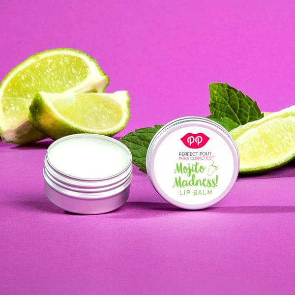 Pura Cosmetics Mojito Madness Lip Balm