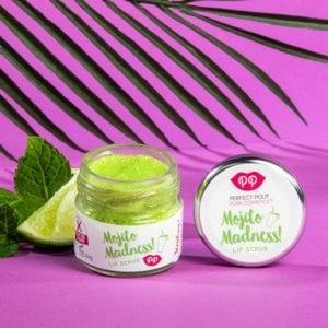 Pura Cosmetics Mojito Madness Lip Scrub