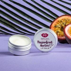 Pura Cosmetics Passionfruit Martini Lip Balm