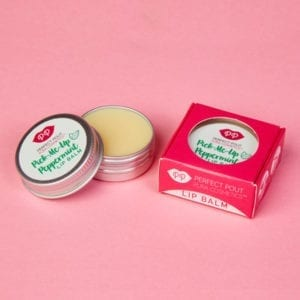 Pura Cosmetics Pick-Me-Up Peppermint Lip Balm