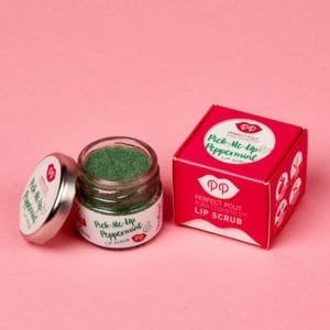 Pura Cosmetics Pick-Me-Up Peppermint Lip Scrub