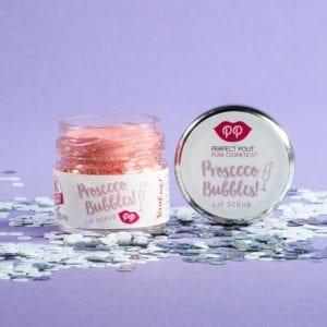 Pura Cosmetics Prosecco Bubbles Lip Scrub