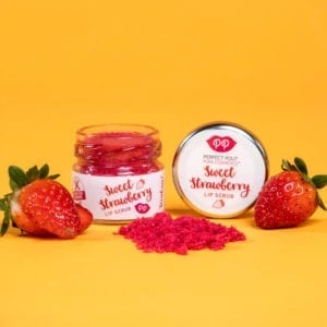 Pura Cosmetics Sweet Strawberry Lip Scrub