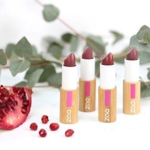 ZAO Bamboo Cocoon Balm Lipstick