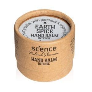Scence Earth Spice Hand Balm
