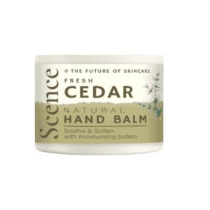 Scence Fresh Cedar Hand Balm new