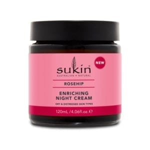Sukin Enriching Rosehip Night Cream