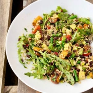 The Happy Pear Mexican Salad