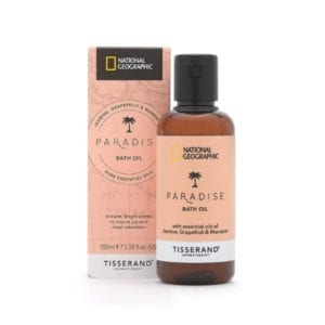 Tisserand National Geographic Paradise Bath Oil