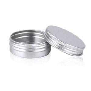 5ml aluminium pot