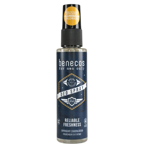 Benecos For Men Deo Spray