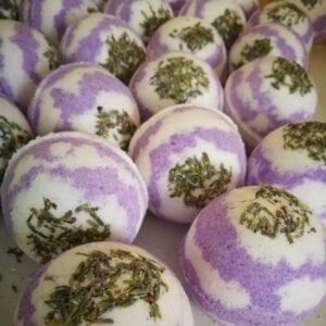 Unique Creations Lavender Bath Bomb