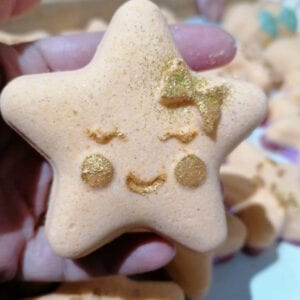 Unique Creations Twinkle Little Star Bath Bomb
