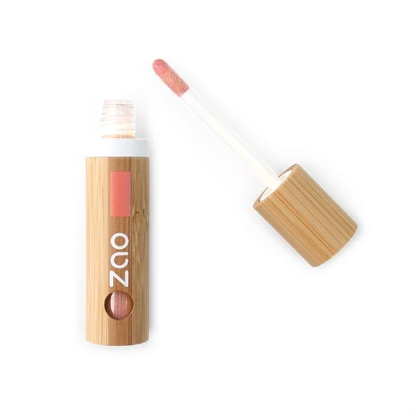 ZAO Bamboo Refillable Lip Gloss Sun Kiss