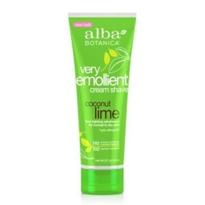 Alba Botanica Very Emollient Coconut Lime Cream Shave