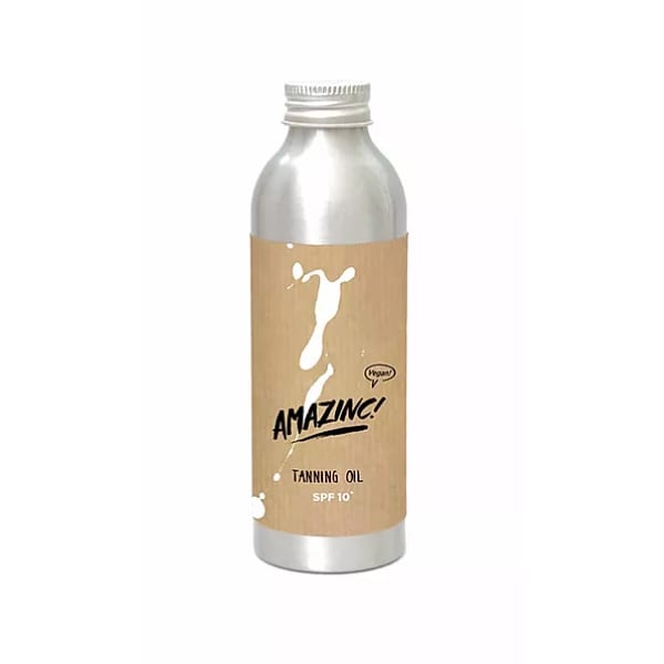 Amazinc Tanning Oil SPF10 150ml