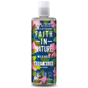 Faith In Nature Wild Rose Body Wash