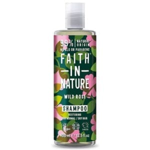 Faith In Nature Wild Rose Shampoo