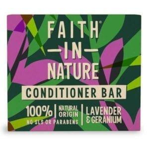 Lavender & Geranium Conditioner Bar