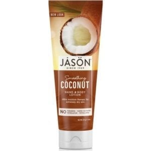 Jason Smoothing Coconut Hand & Body Lotion