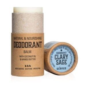 Scence Clary Sage Deodorant Balm