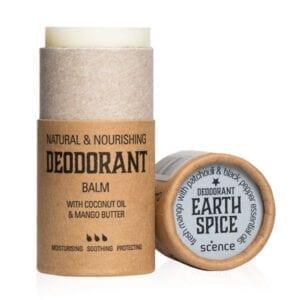 Scence Earth Spice Deodorant Balm