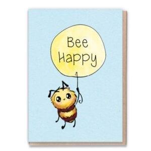1 Tree Cards Bee Happy