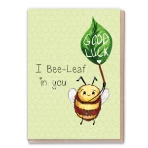 1 Tree Cards Bee-Leaf in You