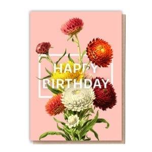 1 Tree Cards Happy Birthday