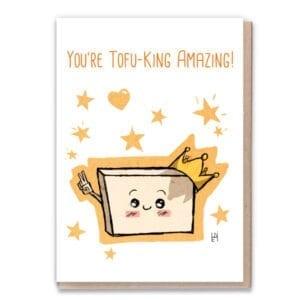 1 Tree Cards Tofu-King